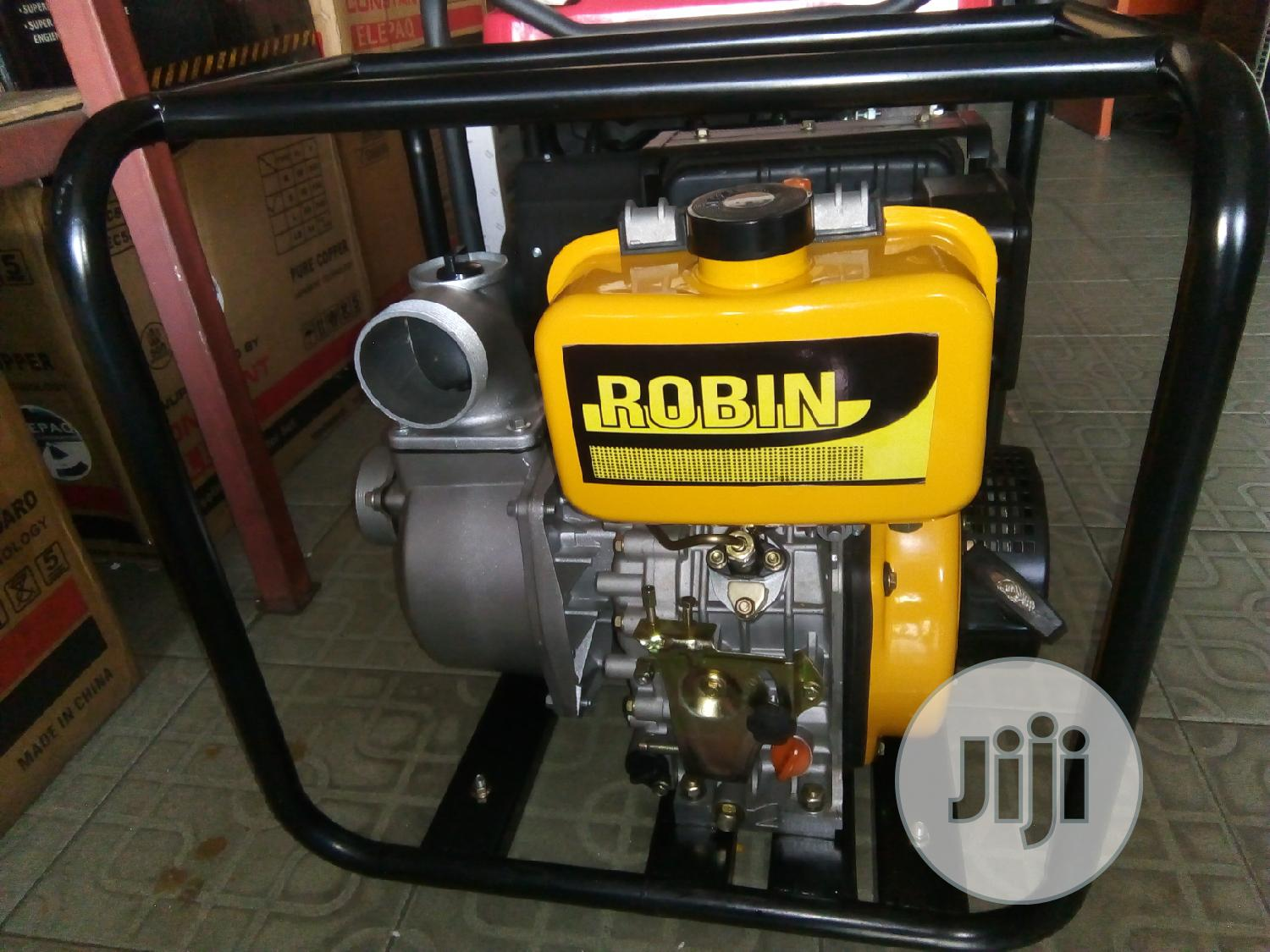 3inches Robin Diesel Water Pump Made In Japan Is Available | Electrical Equipment for sale in Port-Harcourt, Rivers State, Nigeria