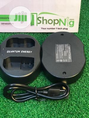 USB DUAL CAMERA Chargerwith 2 1900mah Battery | Accessories & Supplies for Electronics for sale in Oyo State, Ibadan