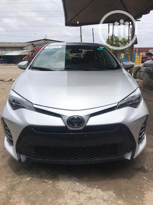 Toyota Corolla 2017 Silver | Cars for sale in Lagos State, Ikorodu