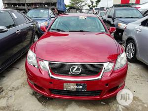 Lexus GS 2010 350 Red   Cars for sale in Lagos State, Apapa