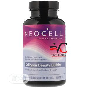 Neocell Collagen Beauty Builder 150 Tablets   Vitamins & Supplements for sale in Lagos State, Ojo