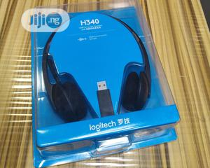 Logitech H340 USB Computer Headset | Headphones for sale in Abuja (FCT) State, Wuse 2