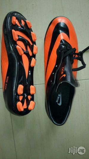Get Your Football Boots at Favour Sports Shop | Shoes for sale in Rivers State, Port-Harcourt
