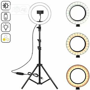Selfie Ring Light With Phone Holder | Accessories & Supplies for Electronics for sale in Lagos State, Alimosho