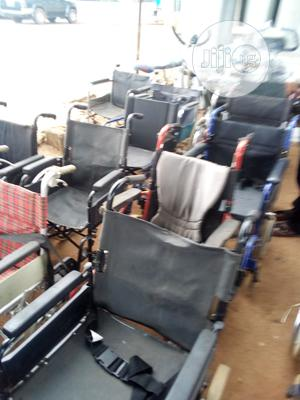 UK Used Wheel Chairs | Medical Supplies & Equipment for sale in Lagos State, Alimosho