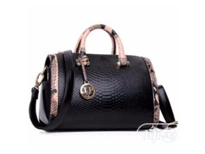 First Class Ladies Handbag Red Black | Bags for sale in Lagos State, Isolo