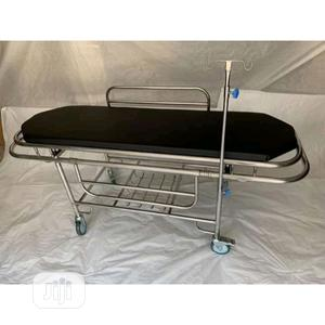 Trolley With Drip Stand   Medical Supplies & Equipment for sale in Lagos State, Alimosho