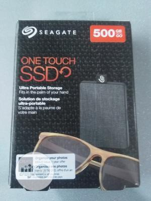 500GB Seagate One Touch SSD Ultra Portable Storage External | Computer Hardware for sale in Lagos State, Ikeja