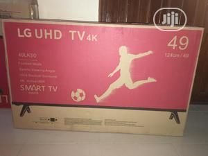 LG 49 Inches Smart TV | TV & DVD Equipment for sale in Lagos State, Alimosho