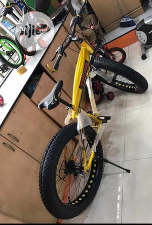 Aluminium Bicycle Big Tire   Sports Equipment for sale in Abuja (FCT) State, Utako