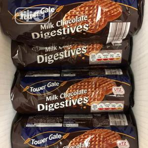 Milk Chocolate Digestive Biscuit   Meals & Drinks for sale in Lagos State, Ikeja