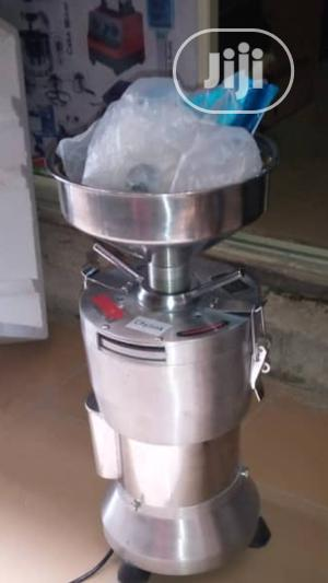 Soya Beans / Tiger Nut Machine   Restaurant & Catering Equipment for sale in Lagos State, Ajah
