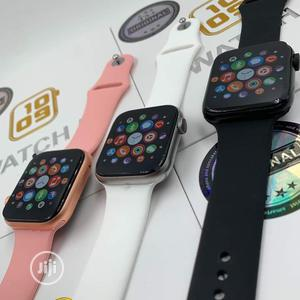 T5 Plus Iwatch Series 5 Smart Watch Android And Ios Device   Smart Watches & Trackers for sale in Lagos State, Ikeja