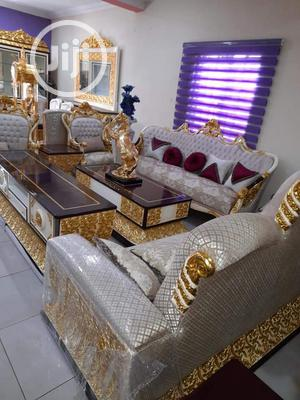 Complete Set Of Sofa Italian Chair | Furniture for sale in Lagos State, Ojo