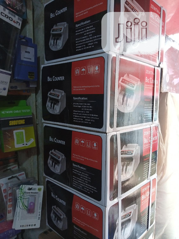 Bill Counting Machine | Store Equipment for sale in Ikeja, Lagos State, Nigeria