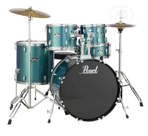 Pearl 5 Piece Drum Set   Musical Instruments & Gear for sale in Lagos State, Ikeja
