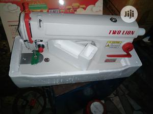 Two Lion Industrial Straight Sewing Machines | Home Appliances for sale in Lagos State, Lagos Island (Eko)