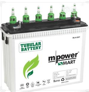 M-power Tubular Battery | Solar Energy for sale in Lagos State, Ojo