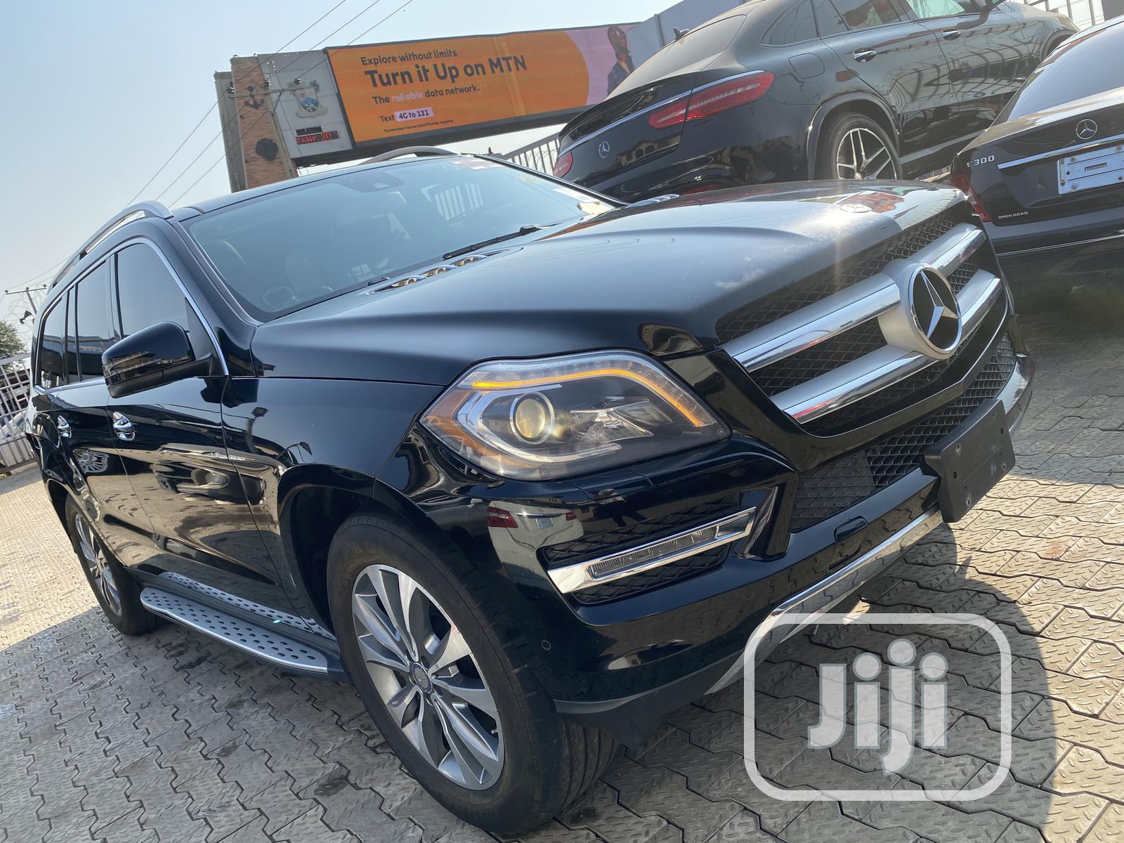 Mercedes-Benz GL Class 2014 Black | Cars for sale in Lekki, Lagos State, Nigeria