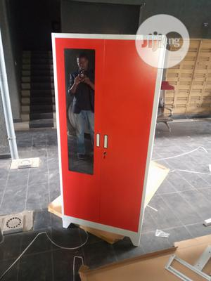 Best Quality Metal Wardrobe | Furniture for sale in Lagos State, Magodo