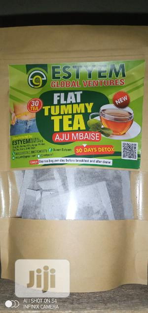 Aju Mbaise Flat Tummy Tea Bags   Vitamins & Supplements for sale in Ondo State, Akure