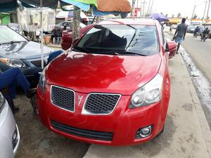 Pontiac Vibe 2010 Red | Cars for sale in Lagos State, Apapa