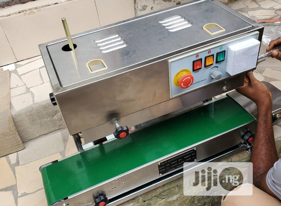 Archive: Automatic Band Sealing Machines
