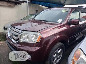 Honda Pilot 2011 Brown | Cars for sale in Lagos State, Ifako-Ijaiye
