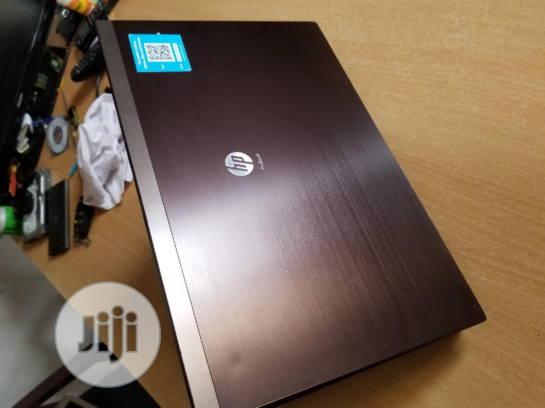 Archive: Laptop HP ProBook 4320S 4GB Intel Core I5 HDD 500GB