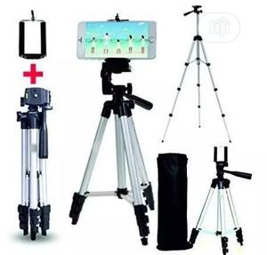 330A Phone And Camera Tripod Stand (5ft)   Accessories & Supplies for Electronics for sale in Lagos State, Ikeja