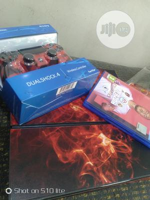 Playstation 4+ 1 Controller Plus FIFA 21, Mk, Battlefield | Video Game Consoles for sale in Abuja (FCT) State, Gwarinpa