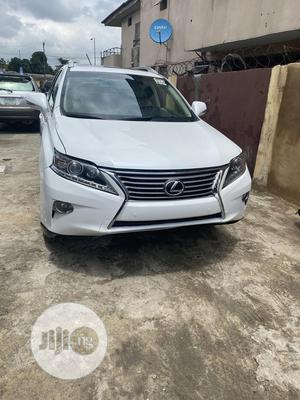 Lexus RX 2013 White | Cars for sale in Lagos State, Surulere