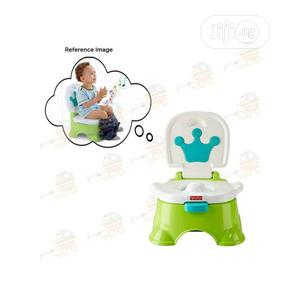 Fisher Price Royal Step Stool Baby Music Potty | Baby & Child Care for sale in Lagos State, Yaba