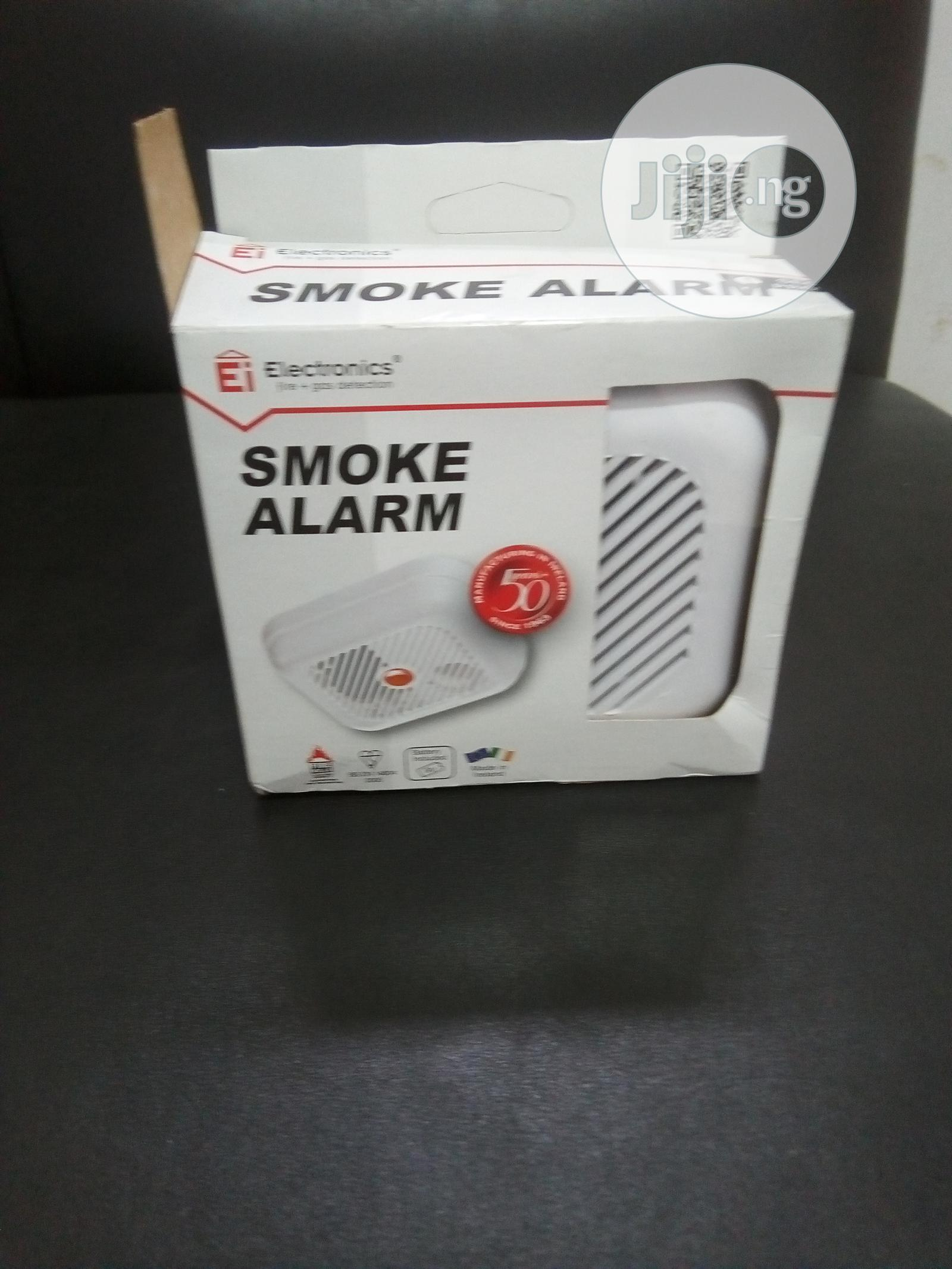 Archive: EI Wireless Smoke Detector