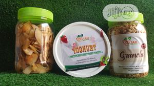 Mini Package Yogurt, Granola And Coconut Flakes | Meals & Drinks for sale in Lagos State, Ikeja