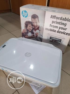 Hp Deskjet 2620 Wireless Printer And Scan   Printers & Scanners for sale in Abuja (FCT) State, Wuse