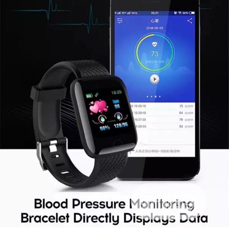 Smart Bracelet Watch | Smart Watches & Trackers for sale in Lagos Island (Eko), Lagos State, Nigeria