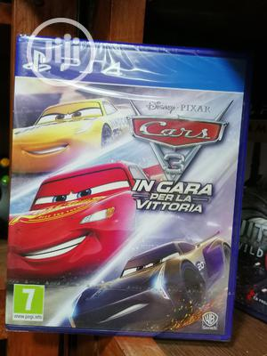 WB Games Cars 3:Driven to Win-Playstation 4   Video Games for sale in Lagos State, Lagos Island (Eko)