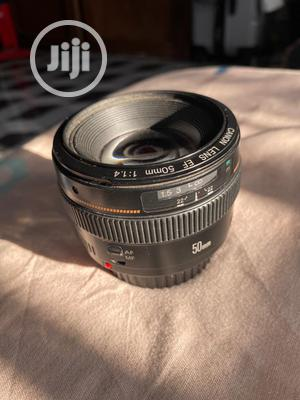 Canon EF 50mm 1:1.4 Lens   Accessories & Supplies for Electronics for sale in Lagos State, Ikeja