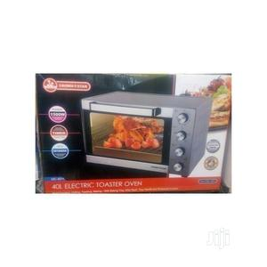 40L Electric Toaster Oven (MC-4011) - Crown Star a 04-08   Kitchen Appliances for sale in Lagos State, Alimosho