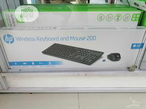 Hp 200 Wireless Keyboard And Mouse Combo | Computer Accessories  for sale in Lagos State, Ikeja