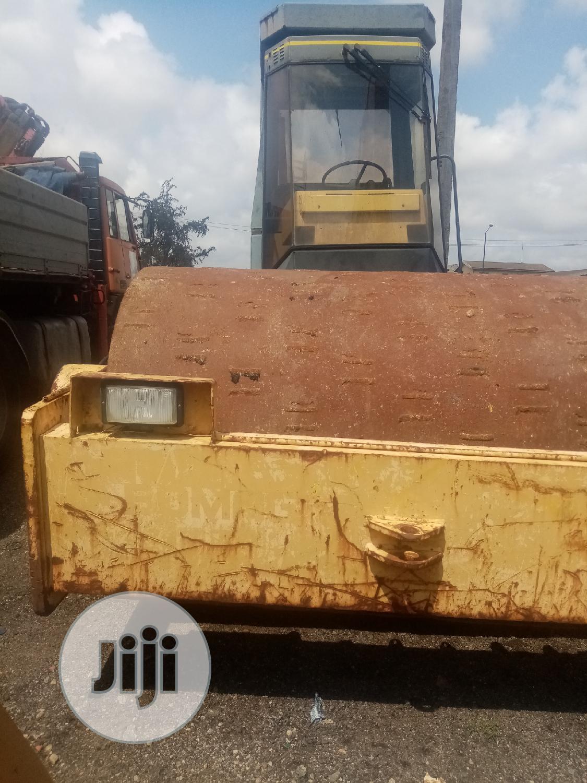 Archive: Tokunbo Bomag Roller For Sale