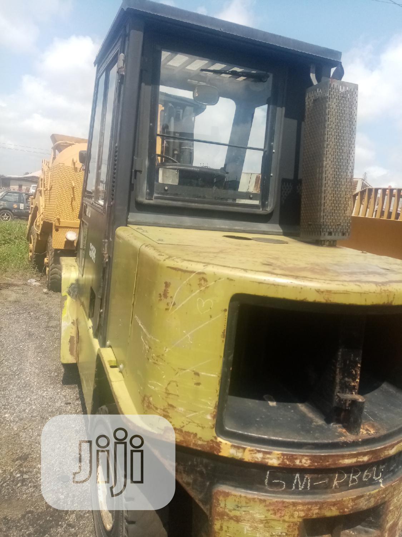 Archive: Direct Tokunbo Forklifts For Sale
