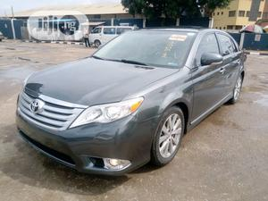Toyota Avalon 2011 Gray | Cars for sale in Lagos State, Alimosho