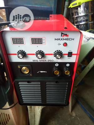 Mig Welding Machine Capacity 250A   Electrical Equipment for sale in Lagos State, Ojo