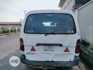 White Toyota Hiace Cargo Bus   Buses & Microbuses for sale in Lagos State, Magodo