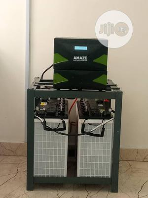2kva Complete Solar 10hrs Backup System | Solar Energy for sale in Lagos State, Victoria Island