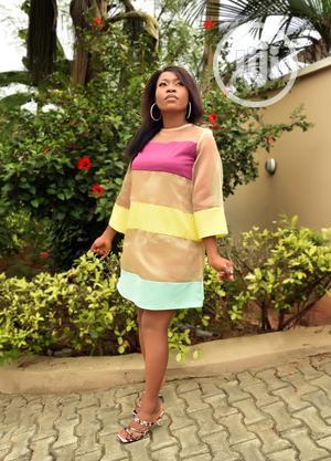Ladies Dresses Organza/Crepe | Clothing for sale in Lagos State, Ilupeju