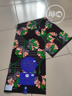 New Quality Ankara Fabrics 6 Yards   Clothing for sale in Lagos State, Ikeja
