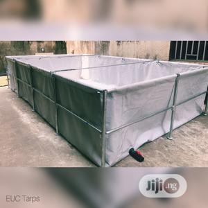 Mobile Tarpaulin Fish Pond | Farm Machinery & Equipment for sale in Abuja (FCT) State, Jabi
